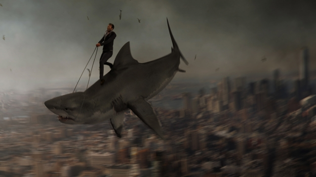 Sharknado 2 and Vashi's Premiere Pro Editorial Workflow 2