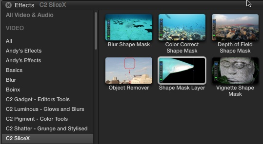 Review: SliceX powered by mocha is a must have for FCPX 31