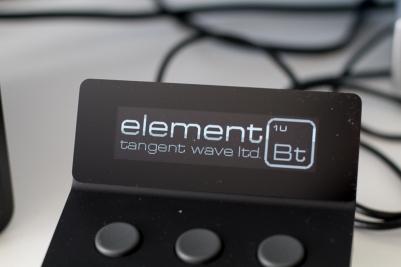 tangent element davinci resolve color grading button