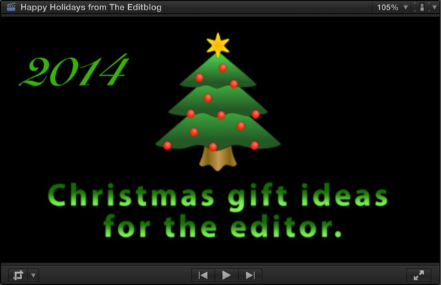 Christmas Gift Ideas for the Editor - 2014 Edition 17