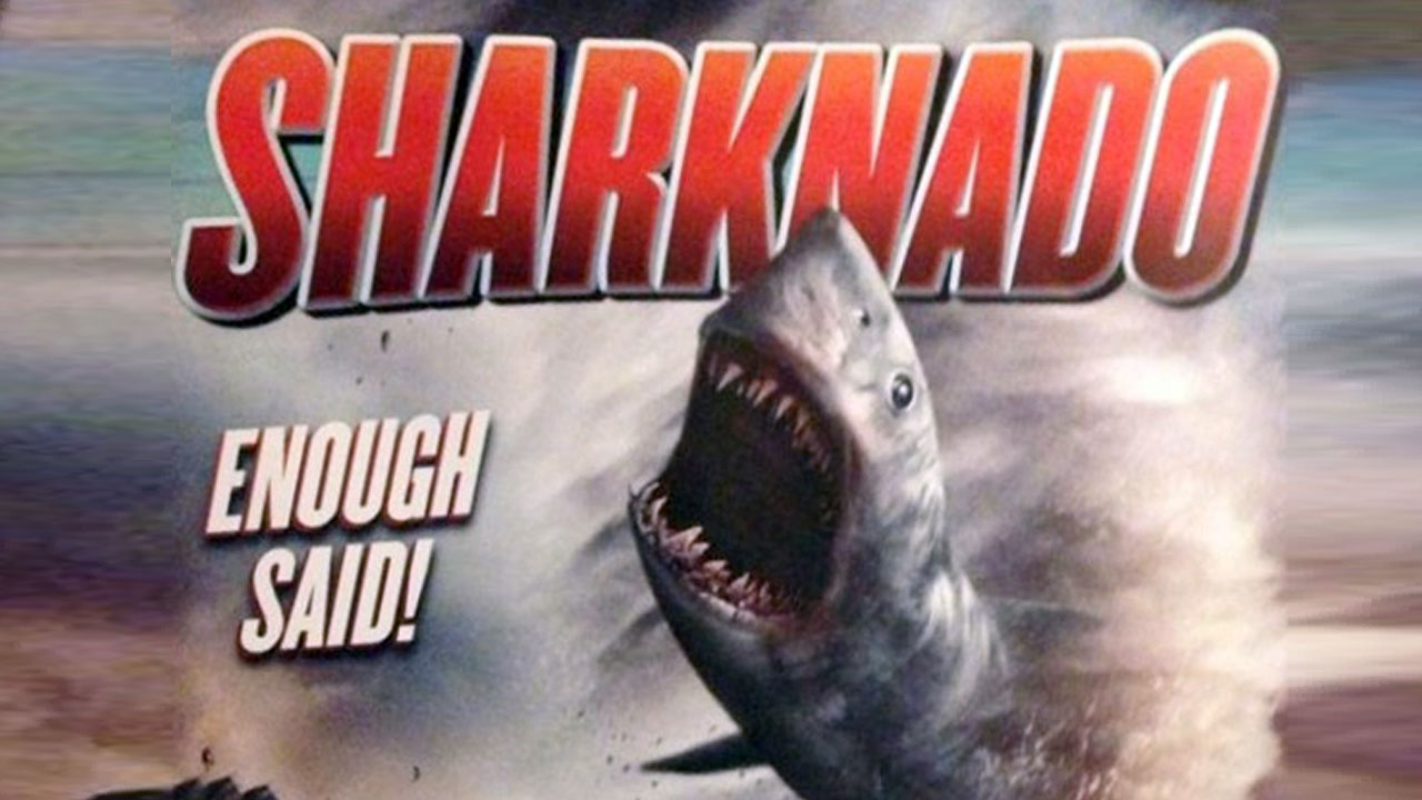 Sharknado Preparedness 7