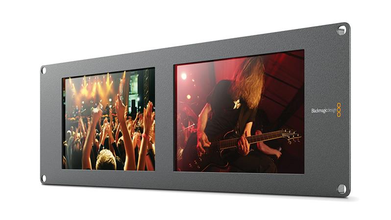 Blackmagic Design Announces New Low Price for SmartView Duo 4
