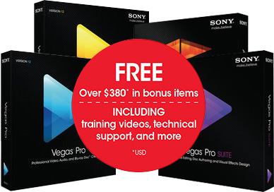 SONY Announces Holiday Specials with Lower Prices and FREE Bonus Pack 4