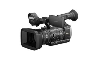 Sony's New HXR-NX3 Professional Handheld HD Camcorder Adds Wi-Fi, Remote Control and Video Sharing 3