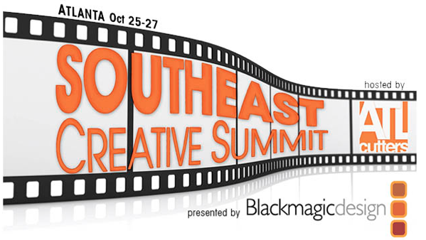 Single Day Tickets Now Available: Southeast Creative Summit 3