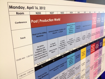 How Does NAB 2014 Fit Into Your Schedule? - A PVC Roundtable Discussion 44
