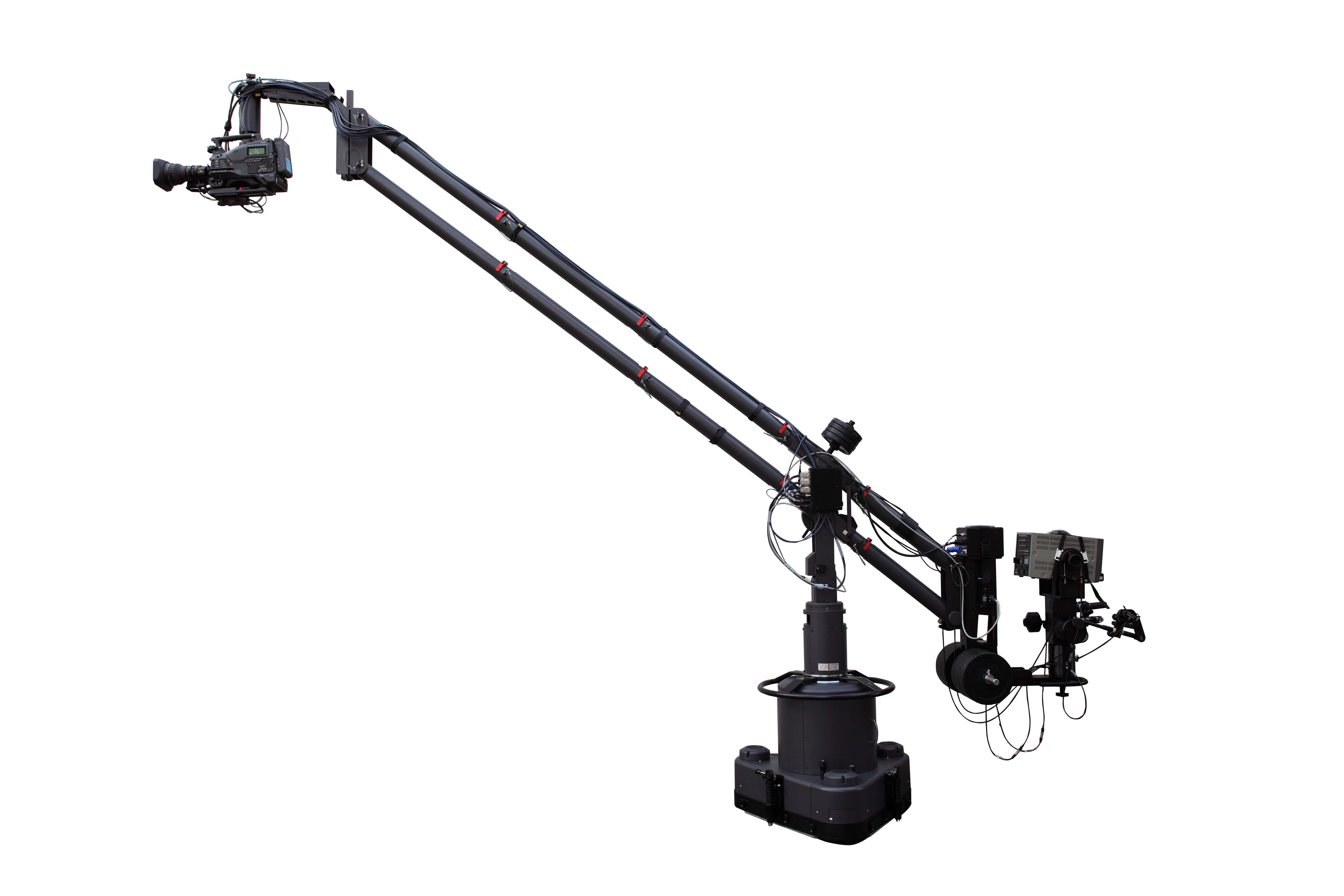 Shotoku Broadcast Systems To Unveil Revolutionary New  Camera Tracking System At 2014 NAB Show 4