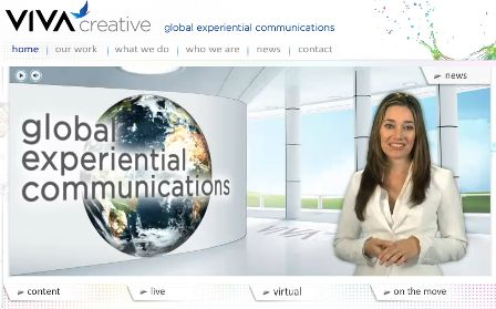 VIVA Creative adds new dimension to 3D brand experiences 3