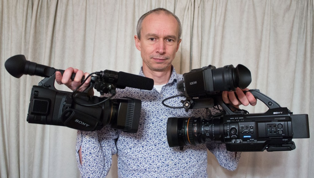 Which Sony Camera is Going to Work Better for Your Production, the PXW-Z100 or PMW-300? 8