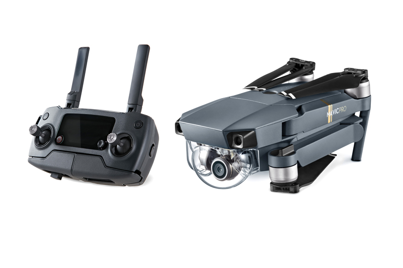 DJI announce their new Mavic Pro drone 8