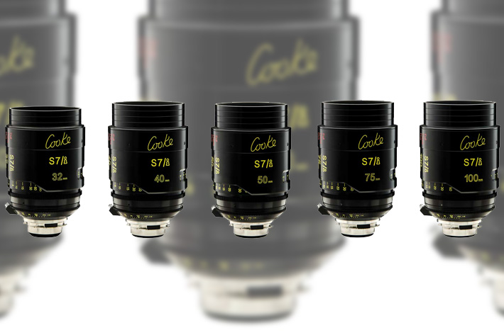 Cooke Optics: new lenses and a metadata standard