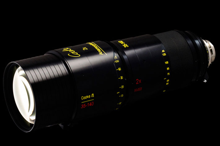 Cooke 35-140mm Anamorphic/I SF: your new go-to lens with Special Flair