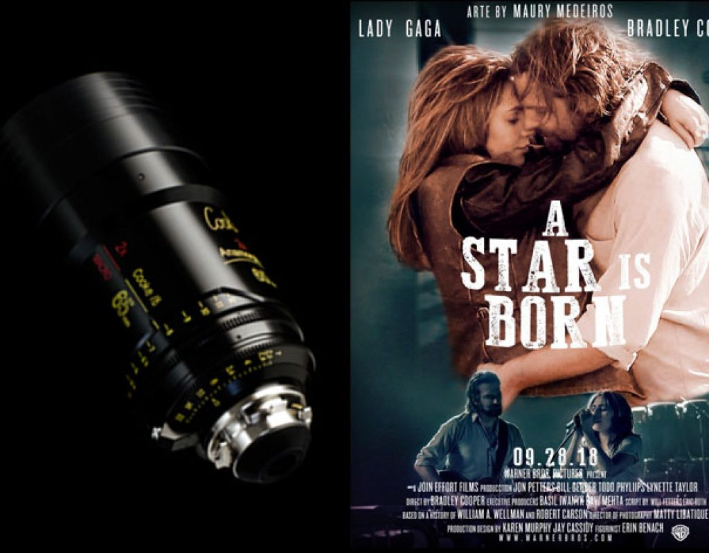 Cooke Anamorphic/i SF 65mm MACRO: a star in A Star is Born