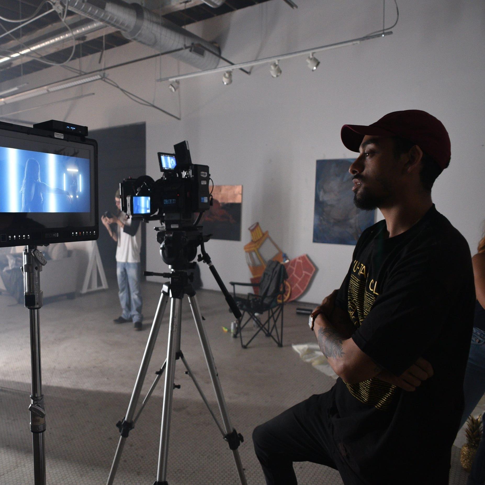 Filmmaker Friday Featuring Filmmaker Morgan Cooper 3