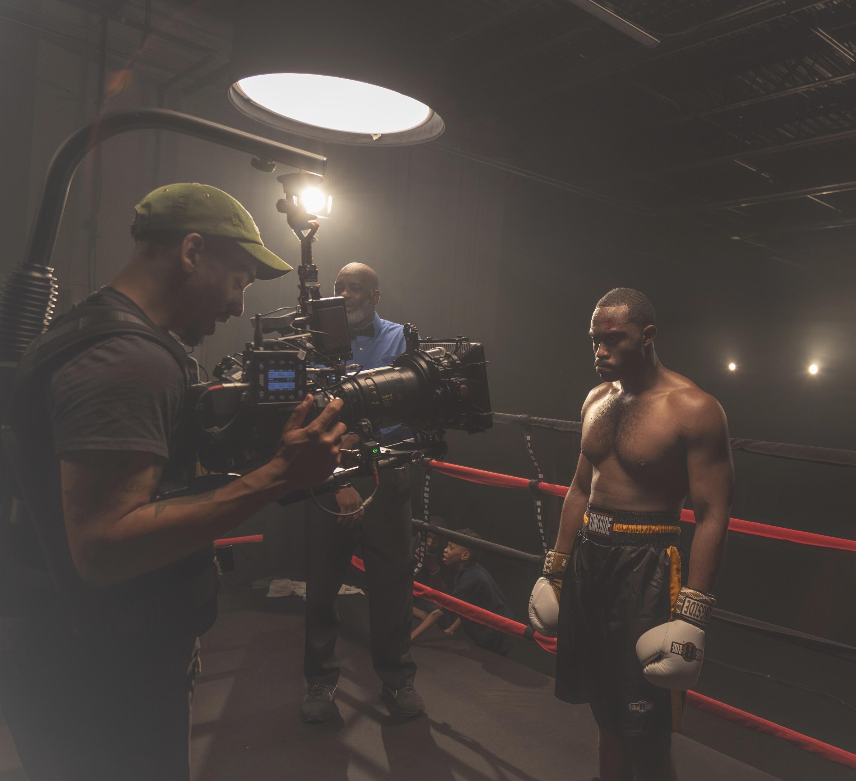 Filmmaker Friday Featuring Filmmaker Morgan Cooper 7
