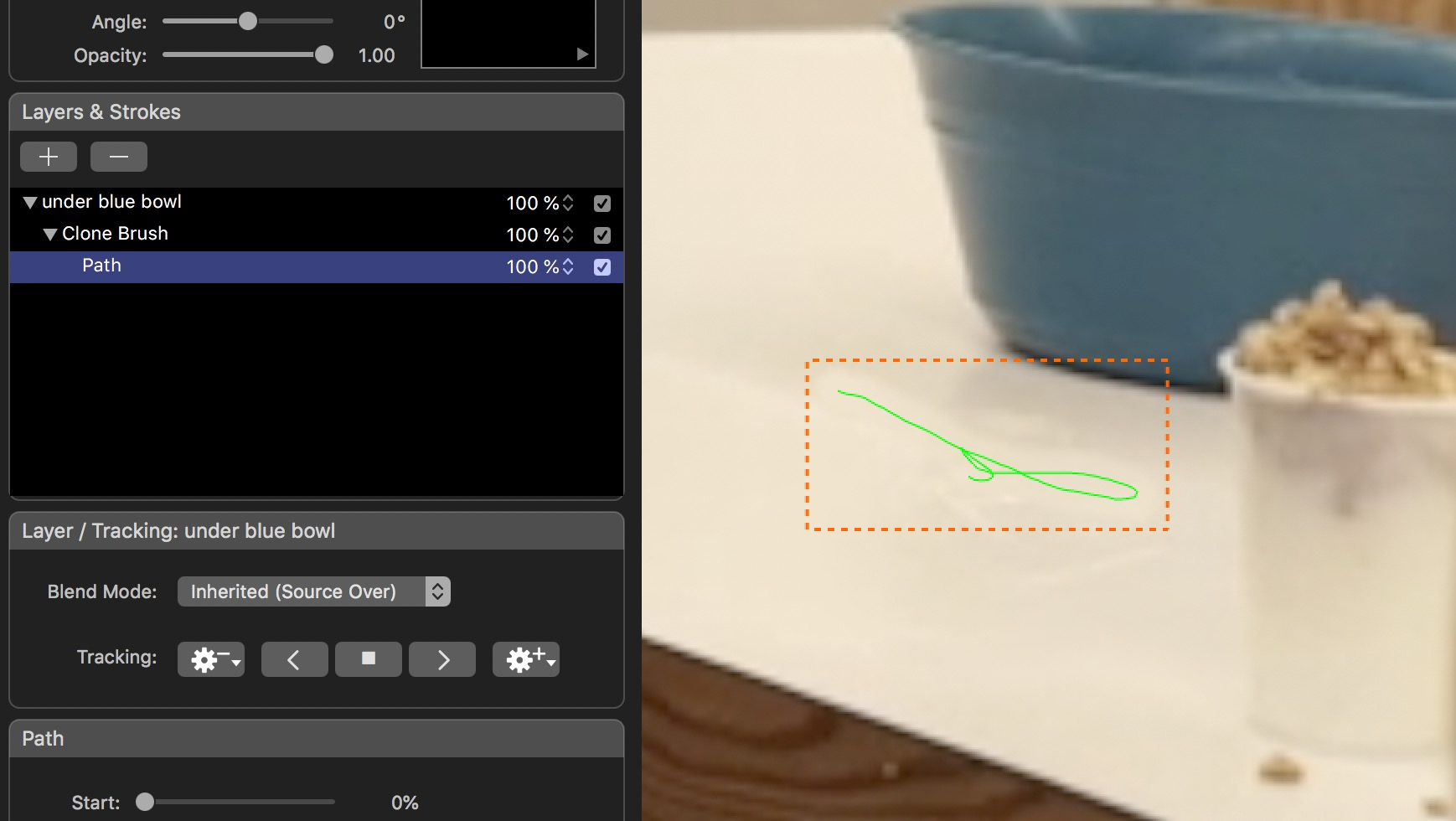 CoreMelt PaintX - a tracked painting must have tool for Final Cut