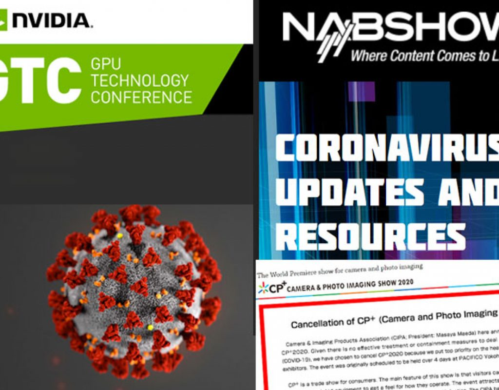Nvidia's GTC and Facebook F8 will be online events, due to the coronavirus 5