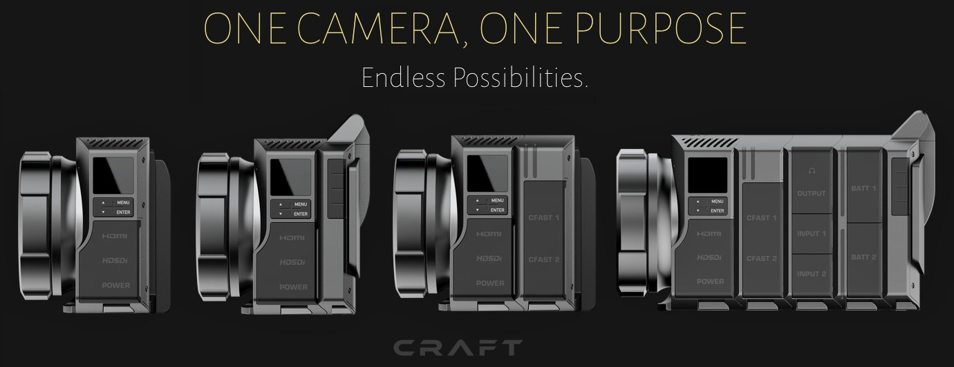 Craft Camera press image, condensed