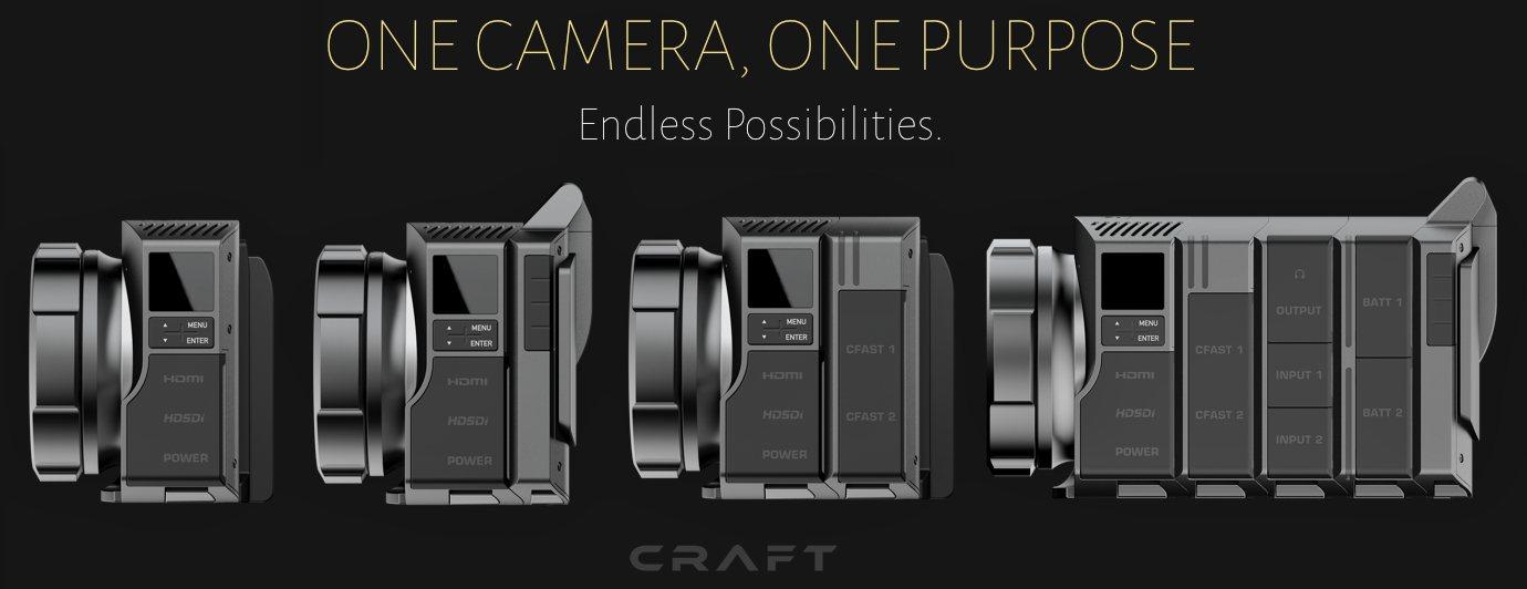 Craft Camera press image, condensed
