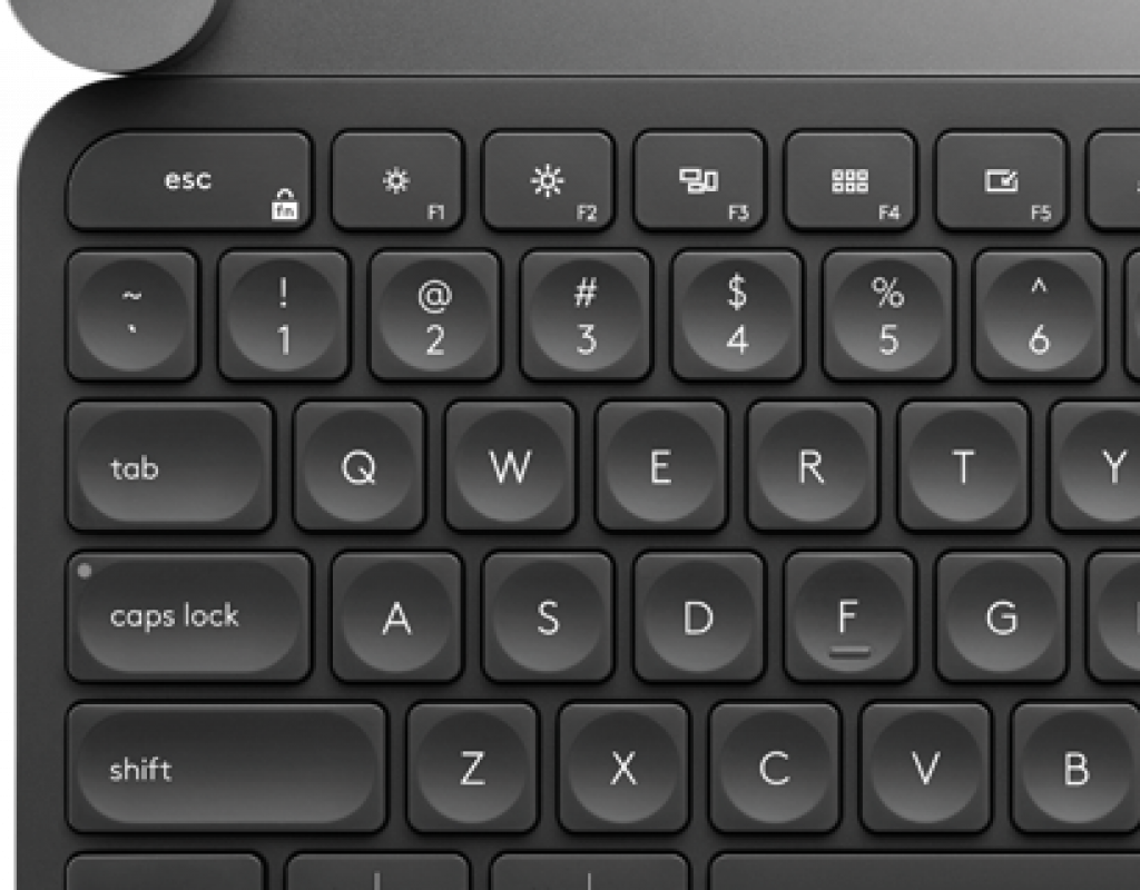 Review: Logitech Craft Advanced Keyboard with Creative Input Dial 13