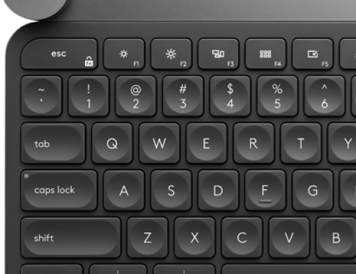Review: Logitech Craft Advanced Keyboard with Creative Input Dial 45