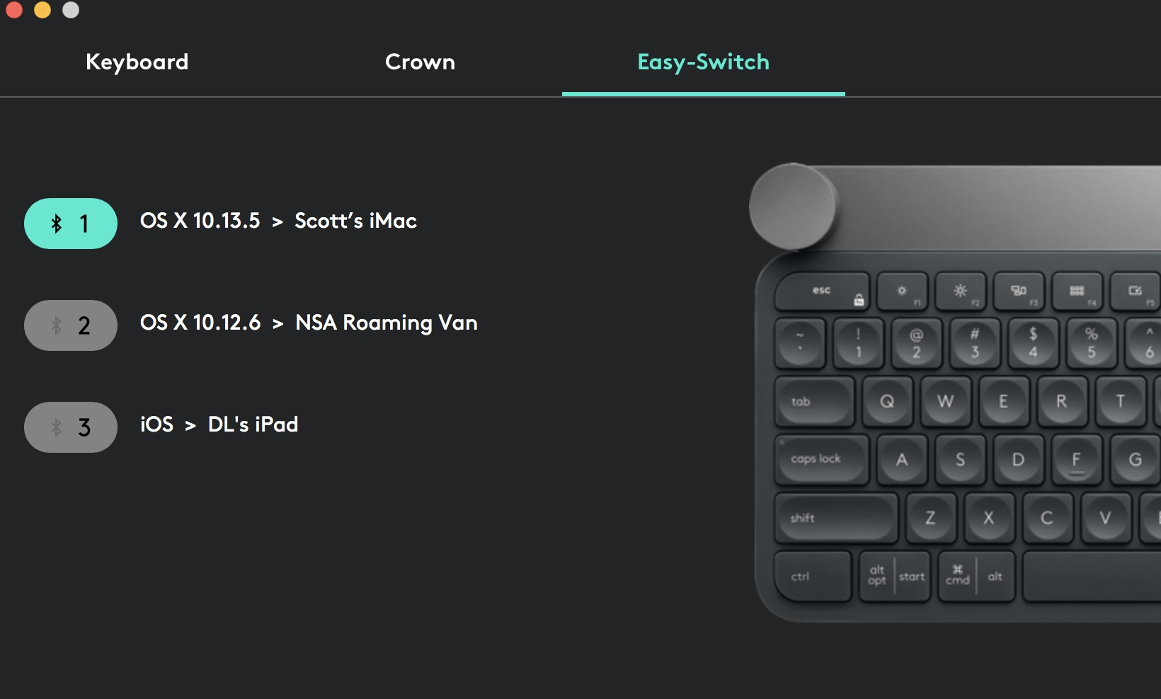 Review: Logitech Craft Advanced Keyboard with Creative Input Dial 15