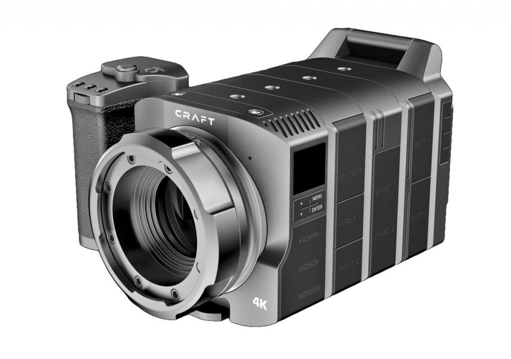 Craft cinema camera build