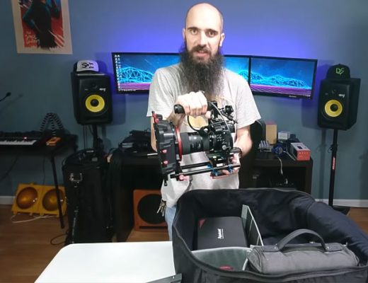 CRAZZIE Pro Gear's GTR-1: a backpack for video professionals