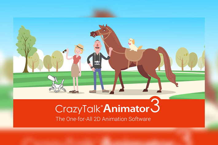 CrazyTalk Animator 3: animation for the masses