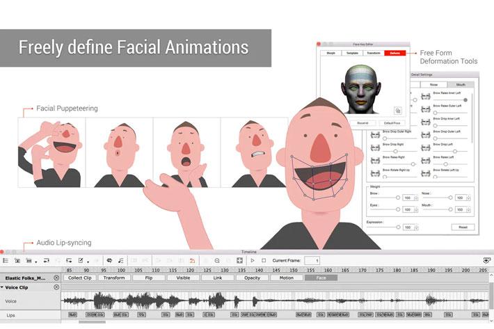 CrazyTalk Animator Pro 3 for Mac: download it FREE now
