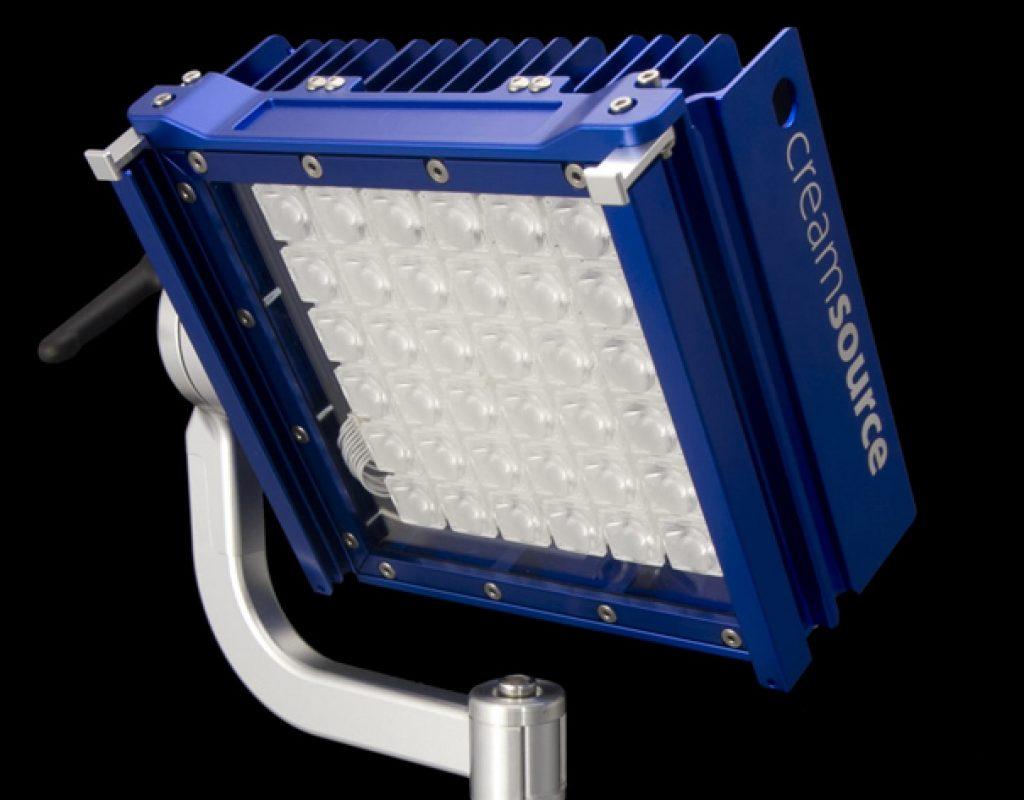 Outsight debuts Micro LED light at NAB 2017