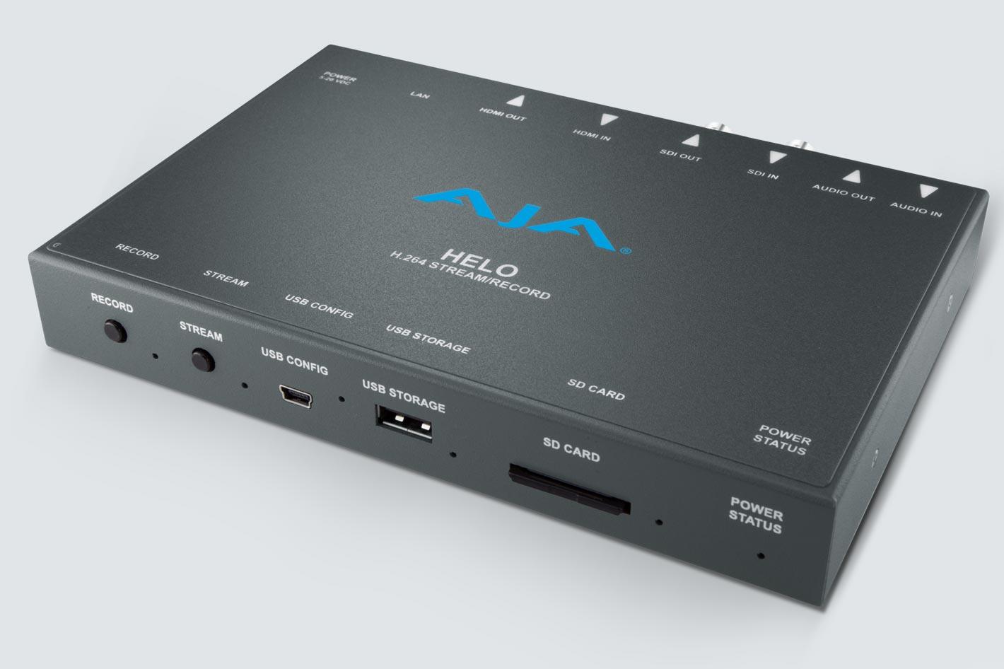 Create4MentalHealth simplifies streaming workflows with AJA HELO