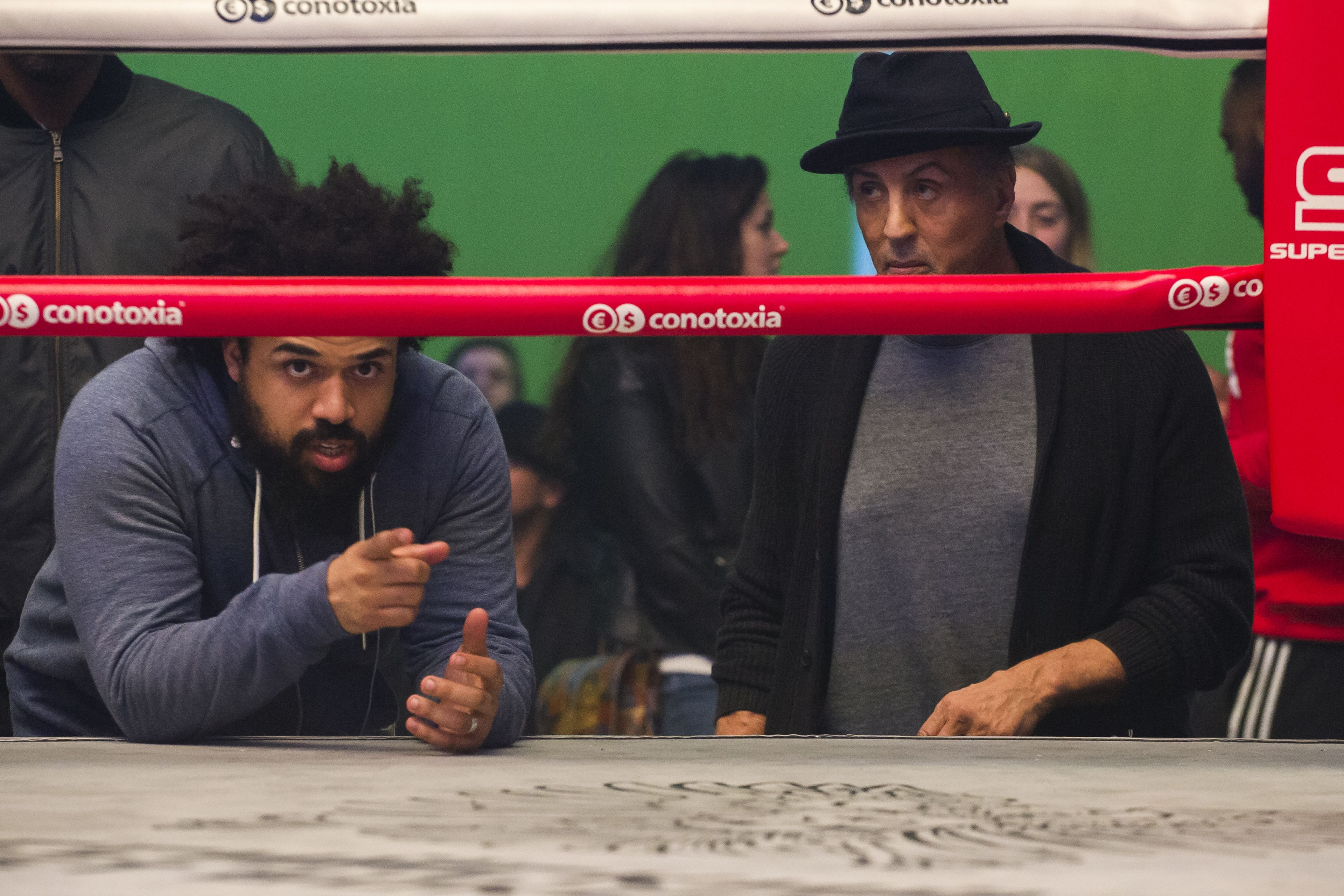 """ART OF THE CUT with the editing team of """"Creed II"""" 47"""