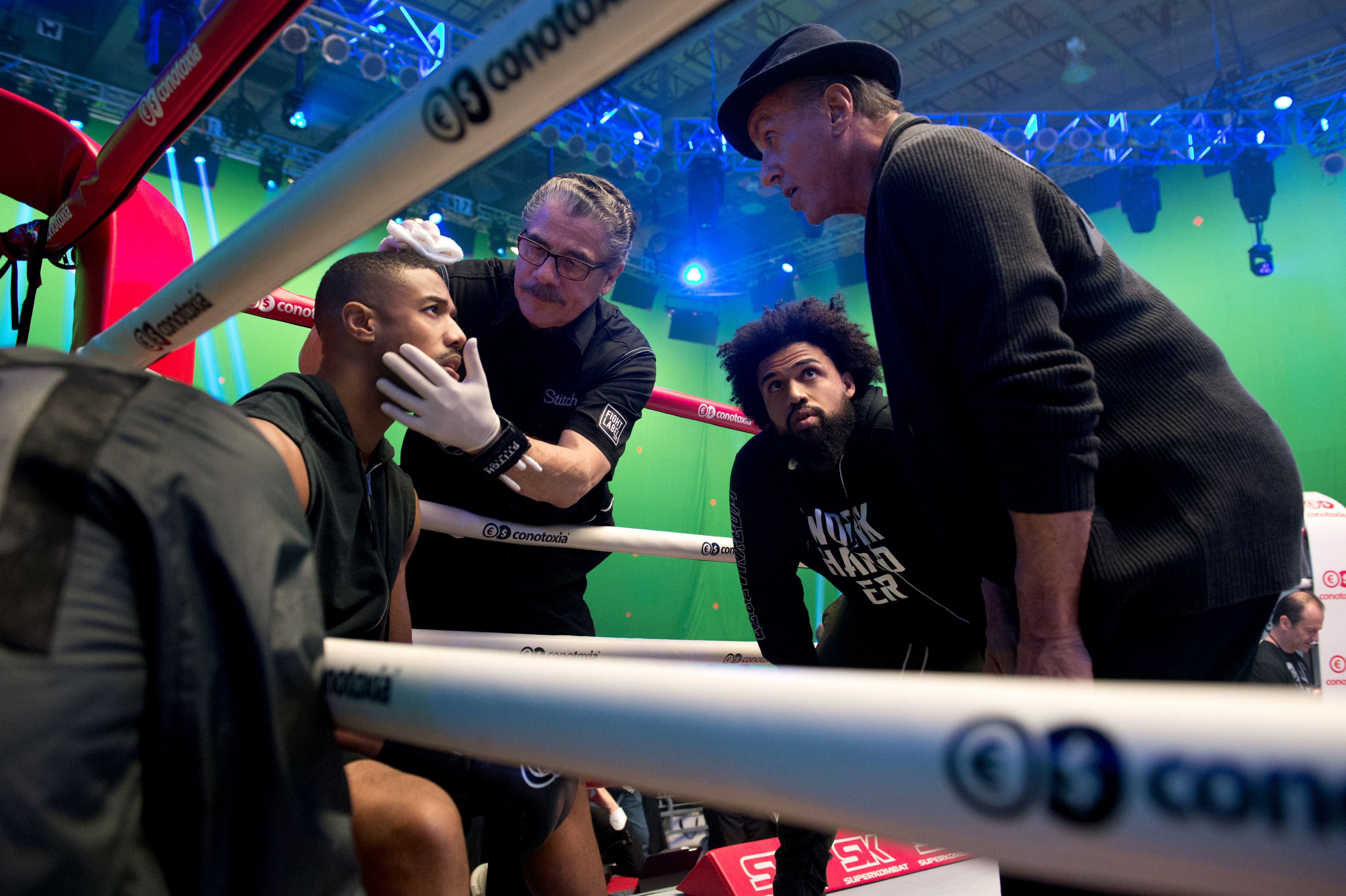 """ART OF THE CUT with the editing team of """"Creed II"""" 49"""