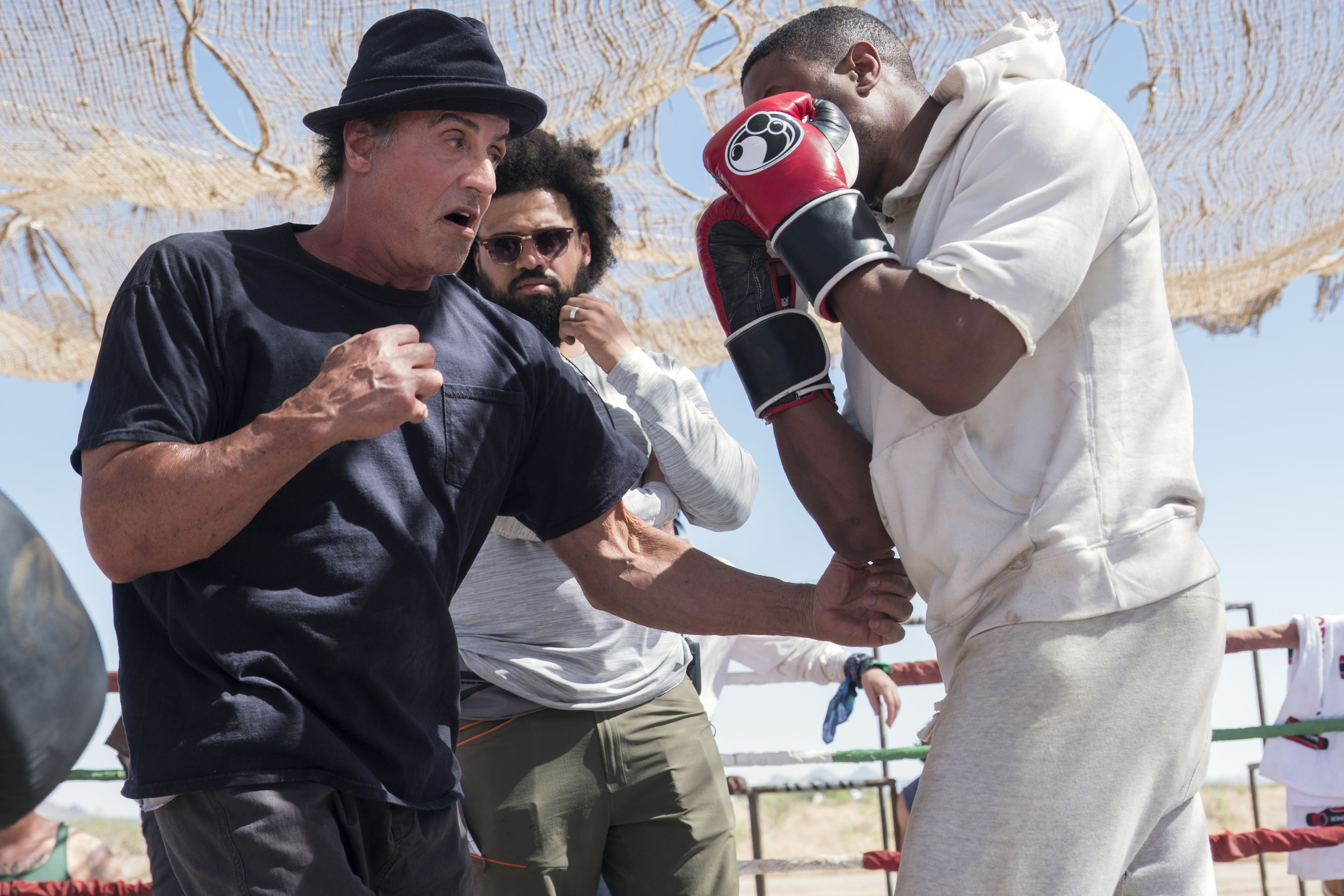 """ART OF THE CUT with the editing team of """"Creed II"""" 48"""