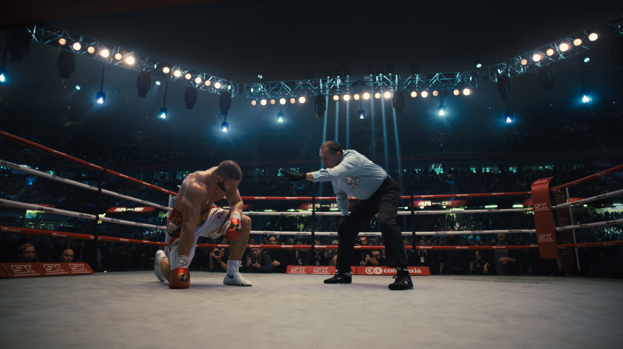 """ART OF THE CUT with the editing team of """"Creed II"""" 37"""