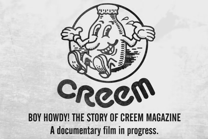 Creem magazine documentary funded on Kickstarter