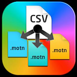 csv-motion-generator