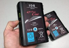 REVIEW: IDX CUE-D75 Battery