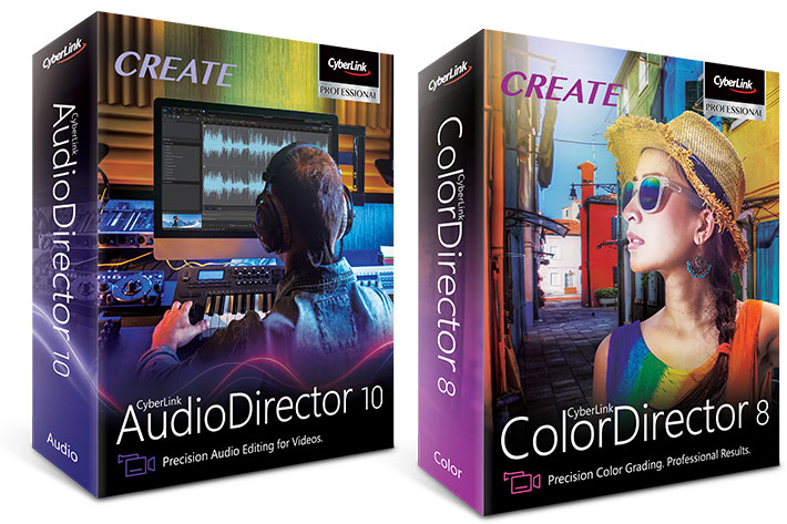CyberLink: PowerDirector 18 and PhotoDirector 11 released
