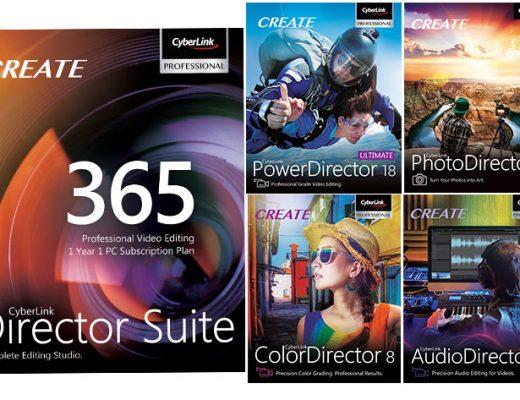 CyberLink: PowerDirector 18 and PhotoDirector 11 released 42
