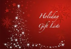 Holiday gift lists for digital video creators