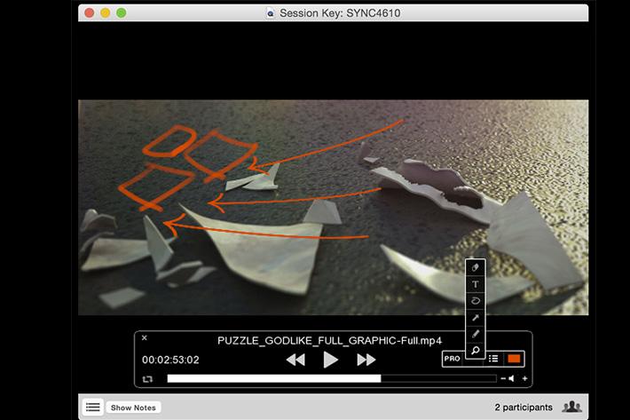 cineSync goes 64-bit
