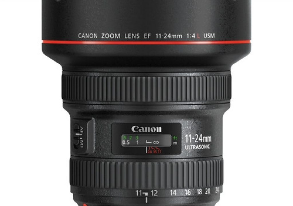 Canon's Newest Wide Lens 5