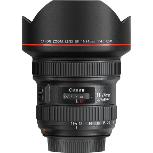 Canon's Newest Wide Lens 6