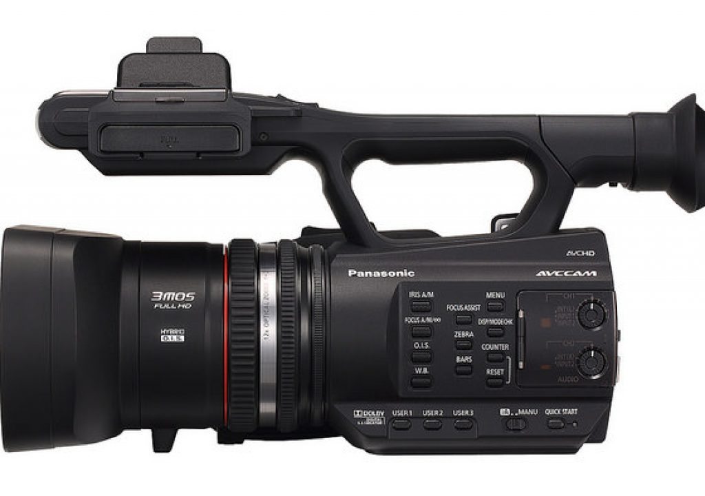 Panasonic Introduces AG-AC90A AVCCAM HD Handheld Camcorder With Improved Functionality 3