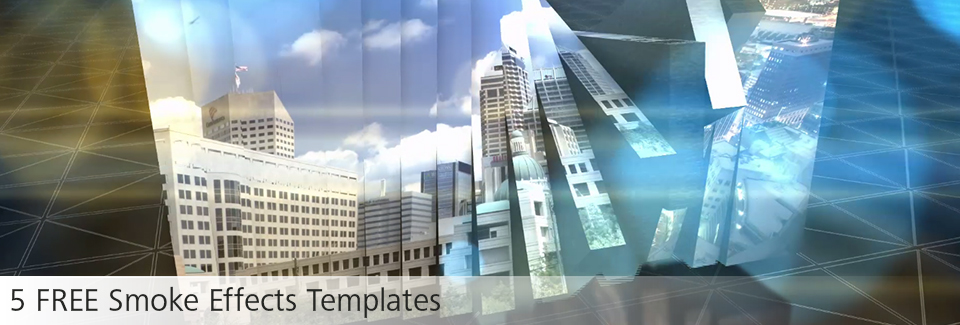 Find Out How You Can Smoke the Competition with Free 3D Effects Templates 10