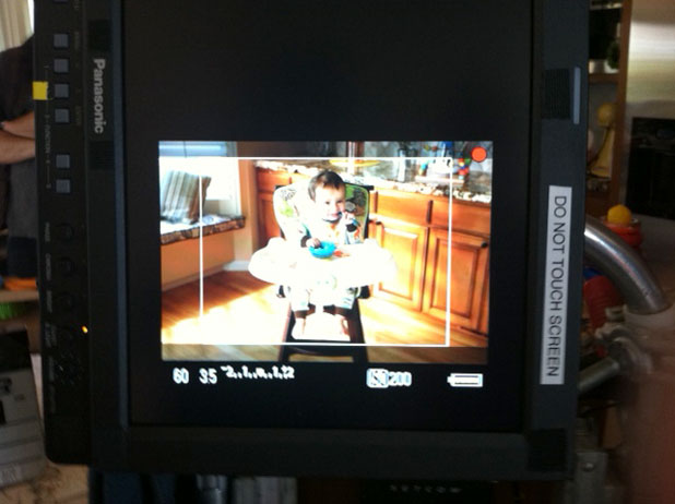 Lights, Camera, Kids: Shooting a Childish Spot for T-Mobile on the Canon 5D 23