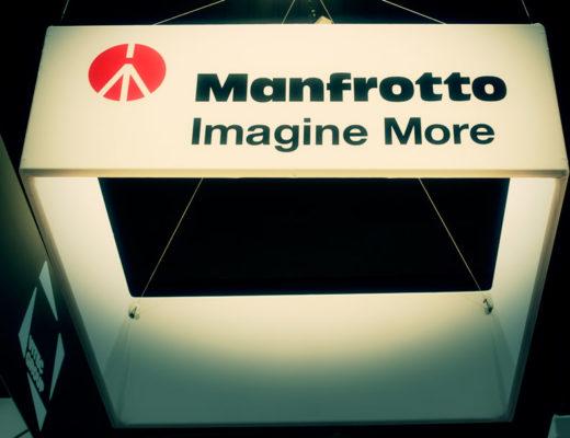 NAB 2013: Manfrotto 500 Series Tripod Head & Fluid Monopod 14