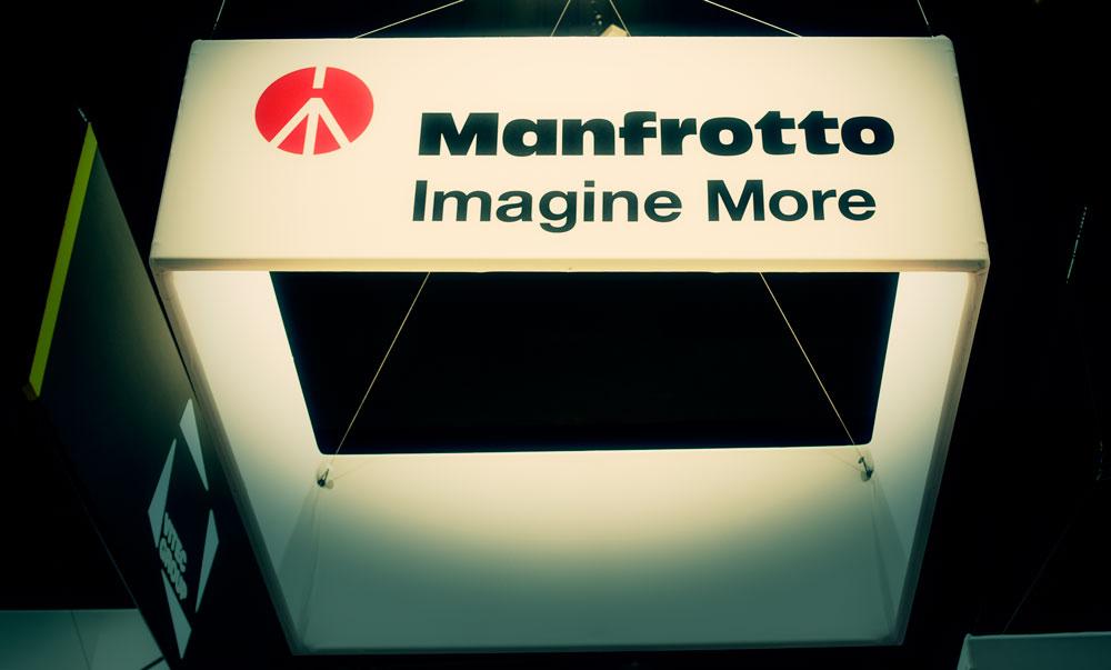 NAB 2013: Manfrotto 500 Series Tripod Head & Fluid Monopod 7